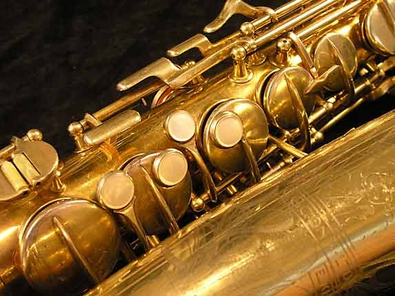 Conn Gold Plate Transitional 6M Alto - 250404 - Photo # 11