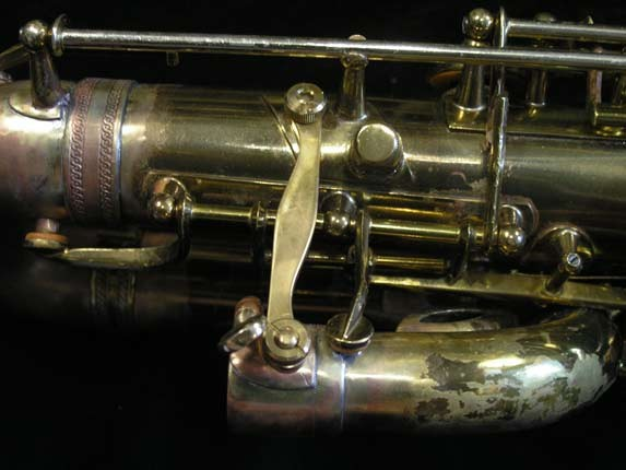 Selmer Lacquer Super Balanced Action Bari - 51568 - Photo # 11