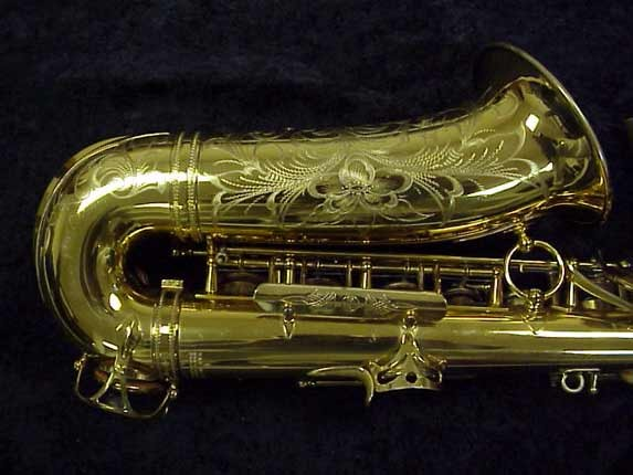 Selmer Lacquer Super Balanced Action Alto - 36322 - Photo # 5