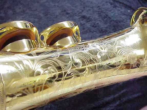 Selmer Gold Plate Super Balanced Action Tenor - 42200 - Photo # 15