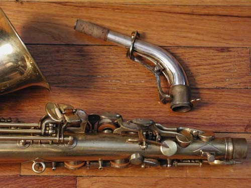 King Gold Plate-Sterling Neck Super 20 Alto - 295187 - Photo # 6