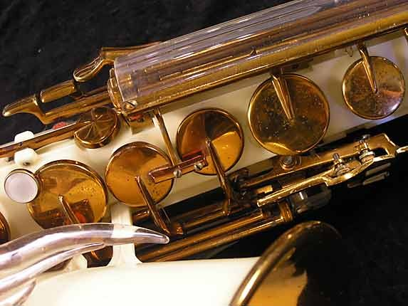 Grafton Acrylic Alto Sax - 12727 - Photo # 10