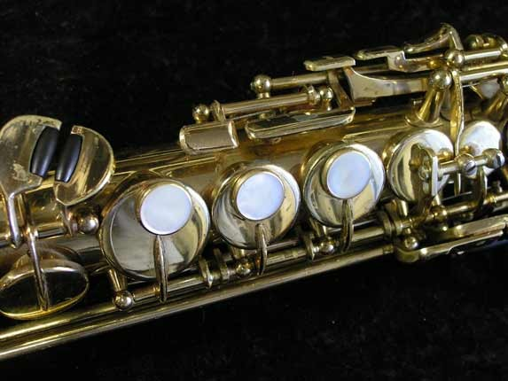 Yanagisawa Lacquer 800 Soprano - 176341 - Photo # 10