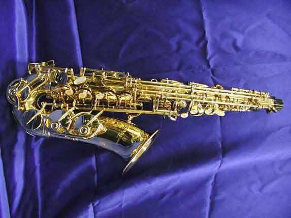 Yanagisawa Lacquer A-991 Alto - Photo # 1