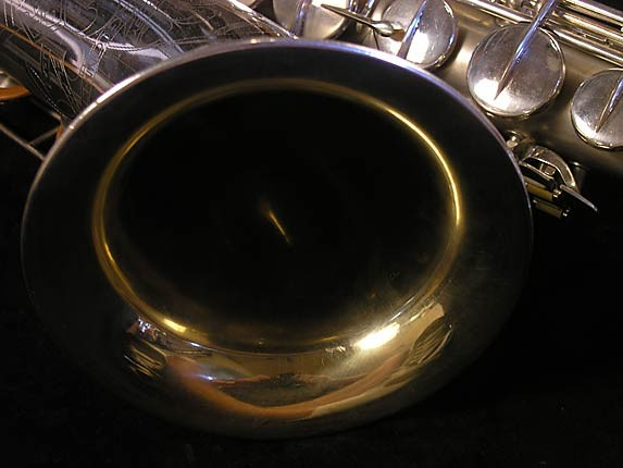 Conn Silver Plate 10M Tenor - 265898 - Photo # 11