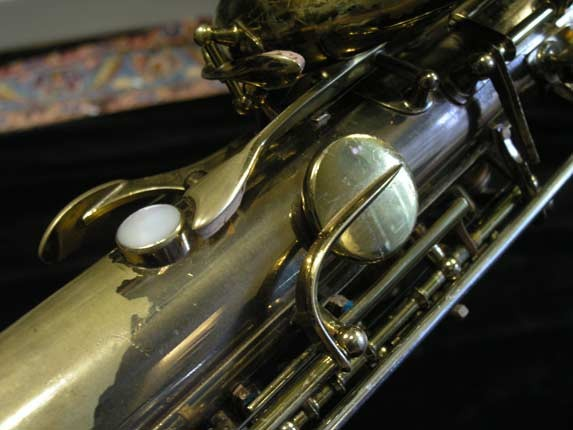 Selmer Lacquer Super Balanced Action Bari - 51568 - Photo # 12