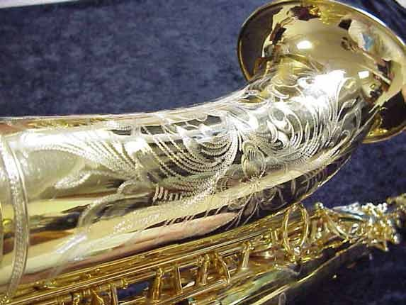Selmer Gold Plate Super Balanced Action Tenor - 42200 - Photo # 16
