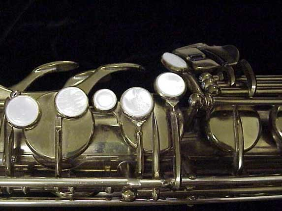 Selmer Lacquer Mark VI Tenor - 122108 - Photo # 19