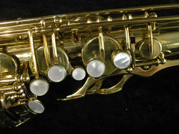 Selmer Lacquer Mark VI Tenor - 222193 - Photo # 7