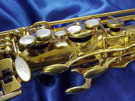 Selmer Gold Plate Mark VI Tenor - 164145 - Photo # 8