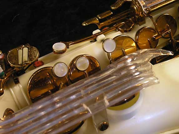 Grafton Acrylic Alto Sax - 12727 - Photo # 11
