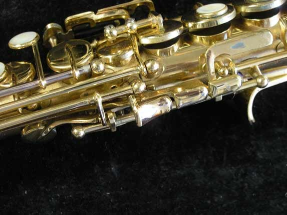 Yanagisawa Lacquer 800 Soprano - 176341 - Photo # 11