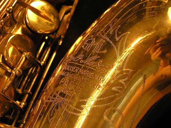 SML Lacquer Gold Medal Mk. I Tenor - 17721 - Photo # 11