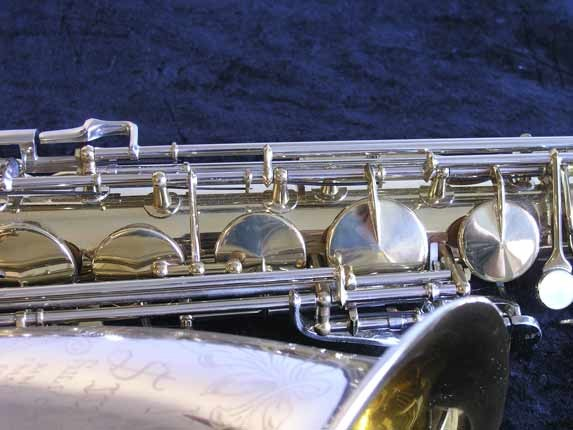 King Silver-Sonic Super 20 Tenor - 470372 - Photo # 12