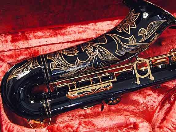 YAMAHA Custom YTS-875 - Black Lacquer Photos | Saxophone.org