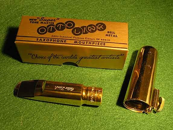 Otto Link Super Tone Master New York Tenor - Photo # 1