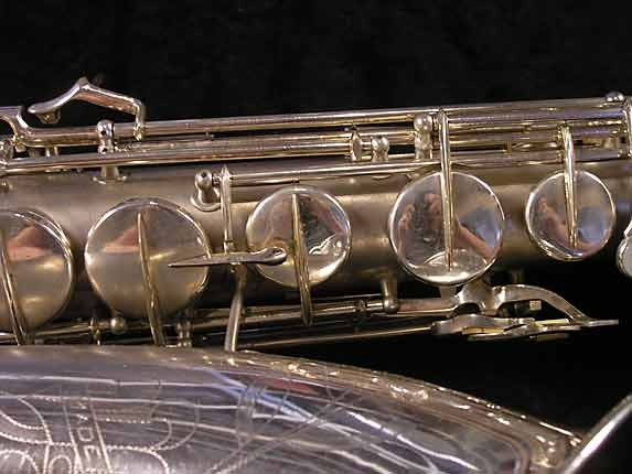 Conn Silver Plate 10M Tenor - 265898 - Photo # 12