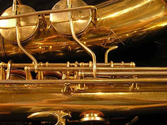 Conn Gold Plate Transitional 6M Alto - 250404 - Photo # 13