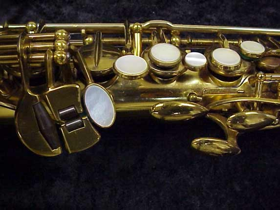 Selmer Lacquer Super Balanced Action Alto - 36322 - Photo # 7