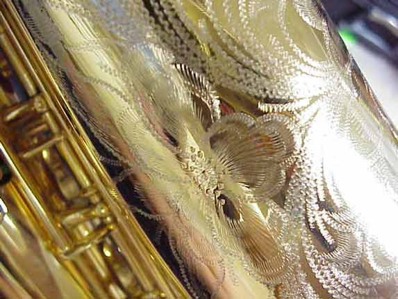 Selmer Gold Plate Super Balanced Action Tenor - 42200 - Photo # 17