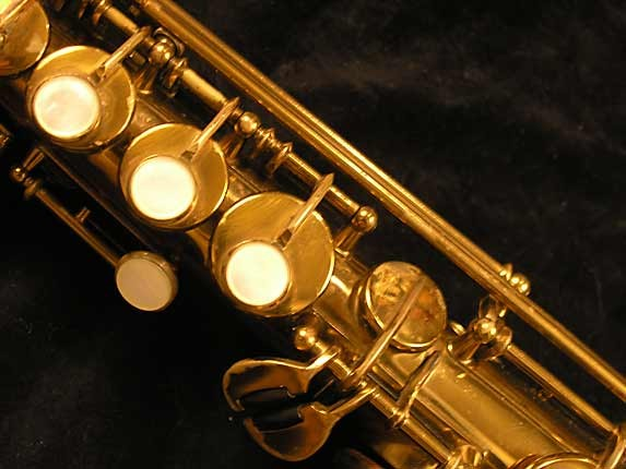 Selmer Lacquer Mark VI Soprano - 73815 - Photo # 11