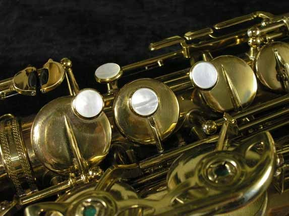 Selmer Lacquer Mark VI Alto - 69019 - Photo # 12