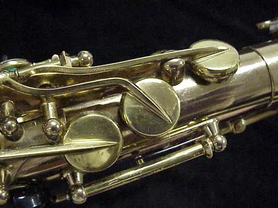 Selmer Lacquer Mark VI Alto - 113250 - Photo # 27