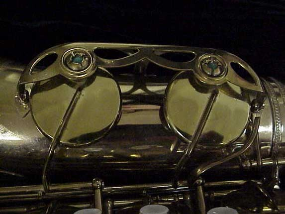 Selmer Lacquer Mark VI Tenor - 122108 - Photo # 20