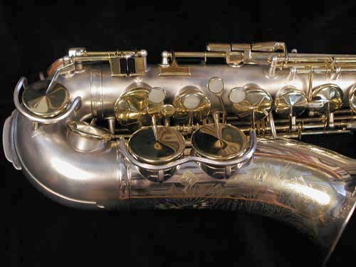 King Silver & Gold Plated Zephyr Alto - 229382 - Photo # 3