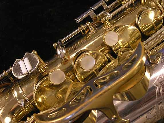 King Silver-Sonic Super 20 Alto - 379710 - Photo # 11