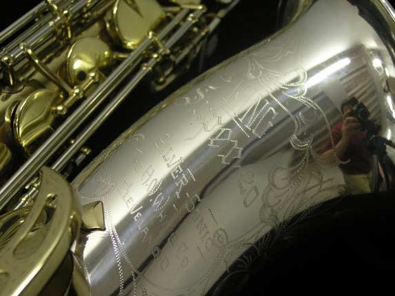 King Silver-Sonic Super 20 Tenor - 411473 - Photo # 19