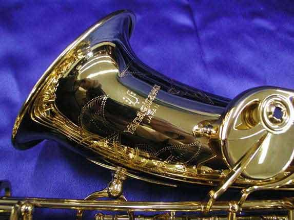 Yanagisawa Lacquer A-991 Alto - Photo # 3