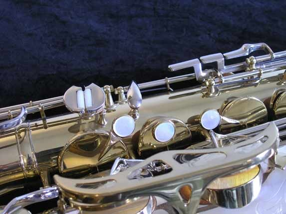 King Silver-Sonic Super 20 Tenor - 470372 - Photo # 13
