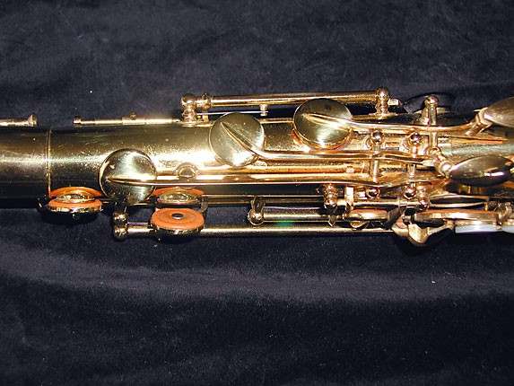 Keilwerth Lacquer Peter Ponzol Tenor - 97223 - Photo # 13