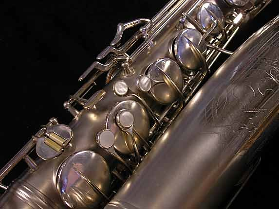 Conn Silver Plate 10M Tenor - 265898 - Photo # 13