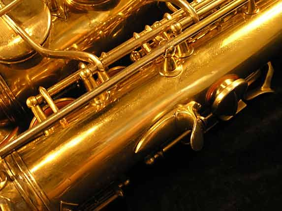 Conn Gold Plate Transitional 6M Alto - 250404 - Photo # 14