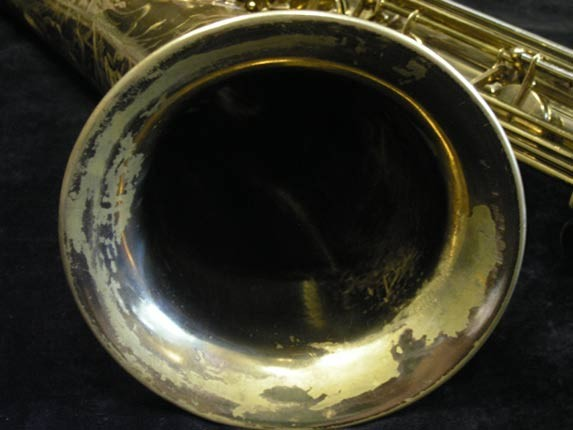 Selmer Lacquer Super Balanced Action Bari - 51568 - Photo # 14