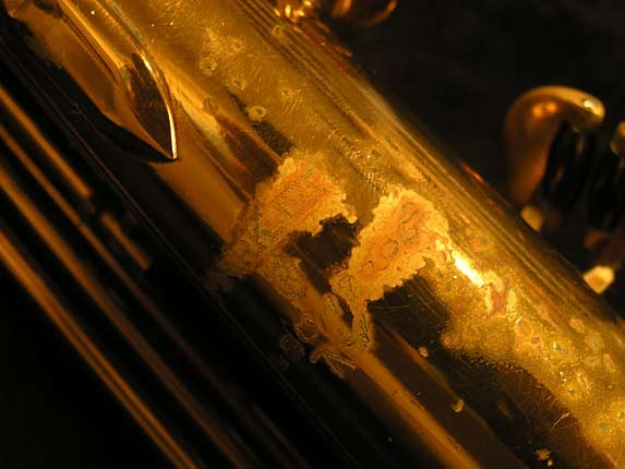 Selmer Lacquer Mark VI Soprano - 73815 - Photo # 12