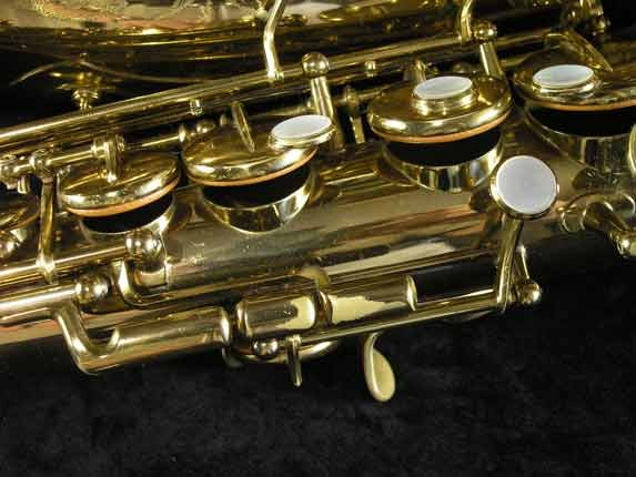 Selmer Lacquer Mark VI Alto - 69019 - Photo # 13