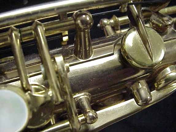 Selmer Lacquer Mark VI Alto - 113250 - Photo # 28