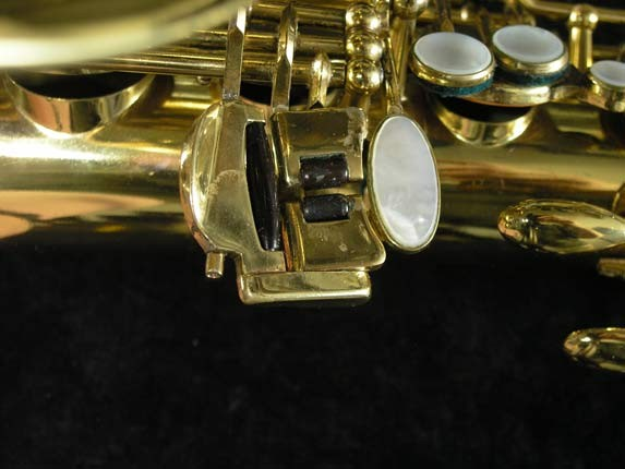 Selmer Lacquer Mark VI Tenor - 222193 - Photo # 9
