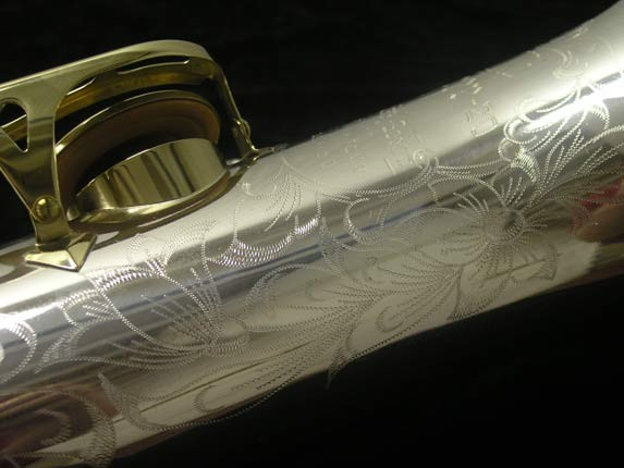 King Silver-Sonic Super 20 Tenor - 411473 - Photo # 20