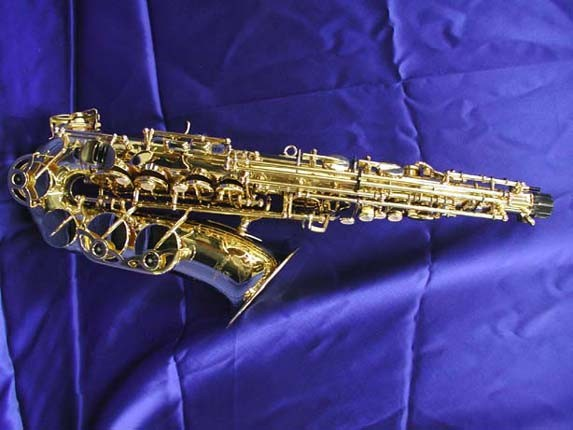 Yanagisawa Lacquer A-901 Alto - Photo # 1