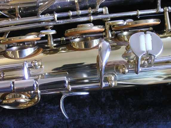 King Silver-Sonic Super 20 Tenor - 470372 - Photo # 14