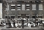 H.N.  White King factory-Altoona, PA. Junior Band-1934