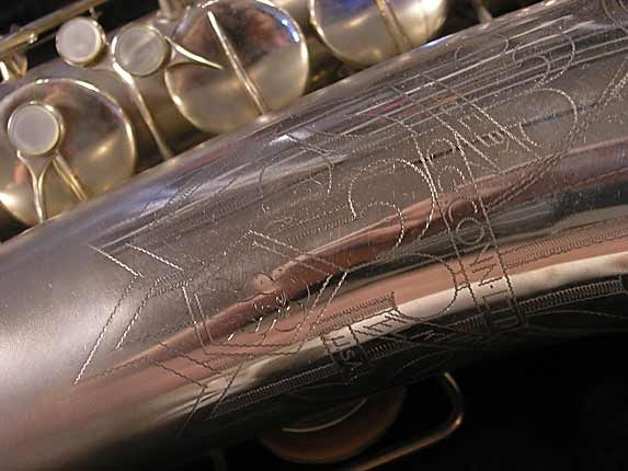 Conn Silver Plate 10M Tenor - 265898 - Photo # 14