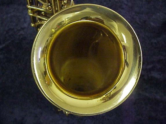 Selmer Lacquer Super Balanced Action Alto - 36322 - Photo # 9