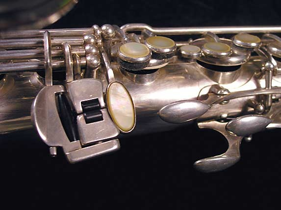 SELMER Mark VI - Silver Plate Photos | Saxophone.org
