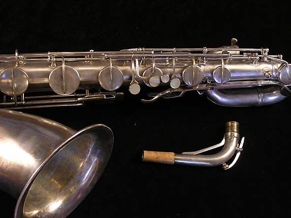 Martin Silver Plate Handcraft Baritone - 109209 - Photo # 4