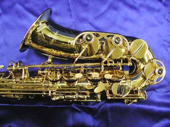 Yanagisawa Lacquer A-901 Alto - Photo # 2